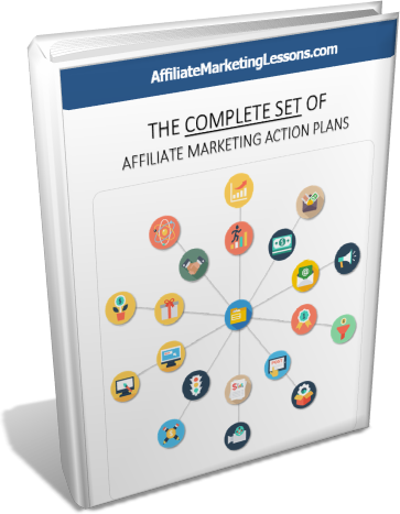 Complete Set of Affiliate Marketing Action Plans and Checklists