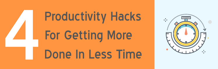 productivity hacks that actually work