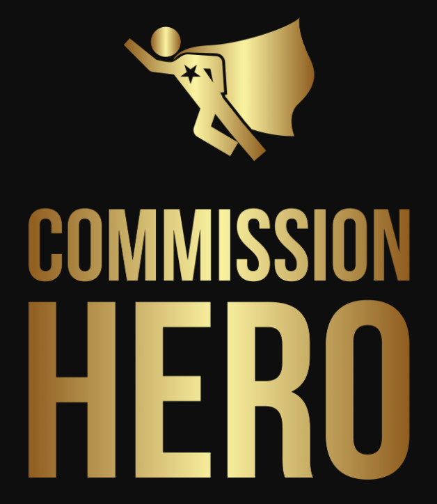 commission hero review and members area walk through