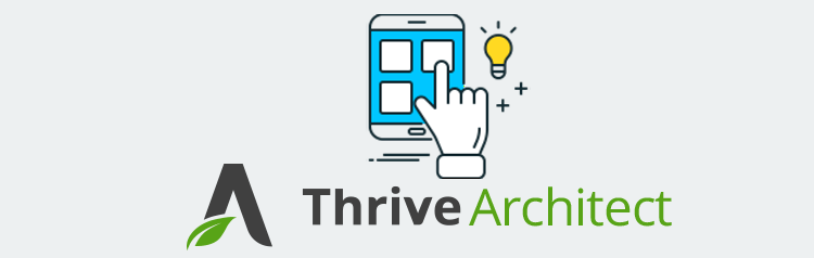 thrive architect smart landing pages
