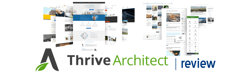 thrive architect review 2020