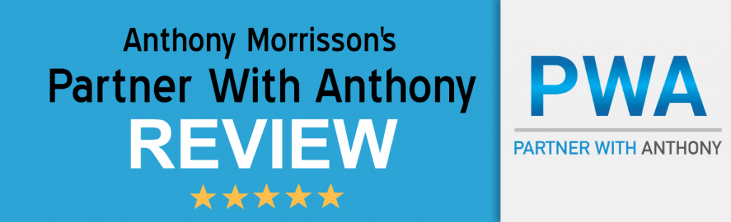 anthony morrison partner with anthony affiliate marketing training review